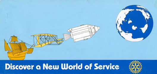 Discover a New World of Service
