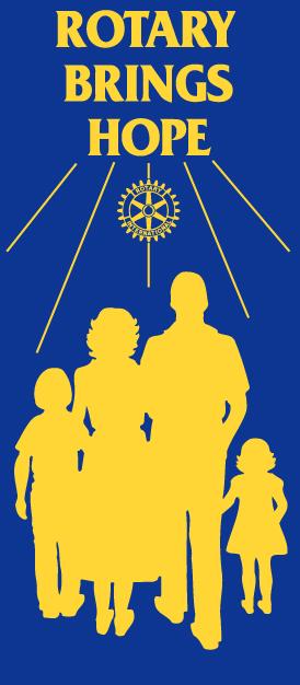Rotary Brings Hope