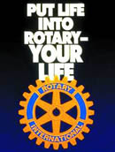 Put Life into Rotary – Your Life