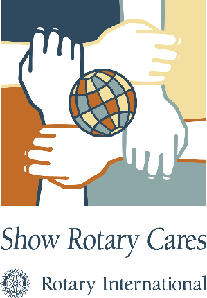 Show Rotary Cares – for your community, for our world, for its people