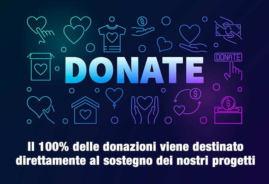 Rotary Ravenna - Fai una donazione