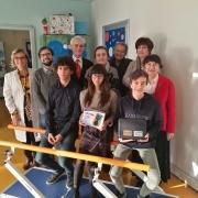 04-01-2019 - Donazione attrezzature alla palestra di Neuropsichiatria infantile del CMP di Ravenna
